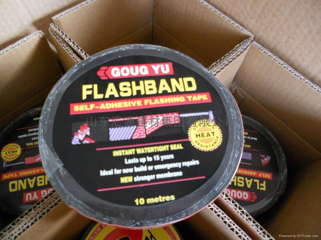 1.5mmSelf adhesive bitumen flashing tape/BAND 5