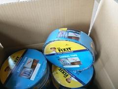 Aluminum foil tape waterproof&FLASH BAND TAPE
