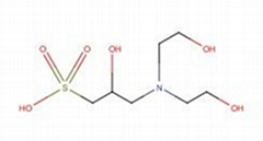3-[N,N-Bis(2-hydroxyethyl)amino]-2-hydroxy-1-propanesulfonic acid