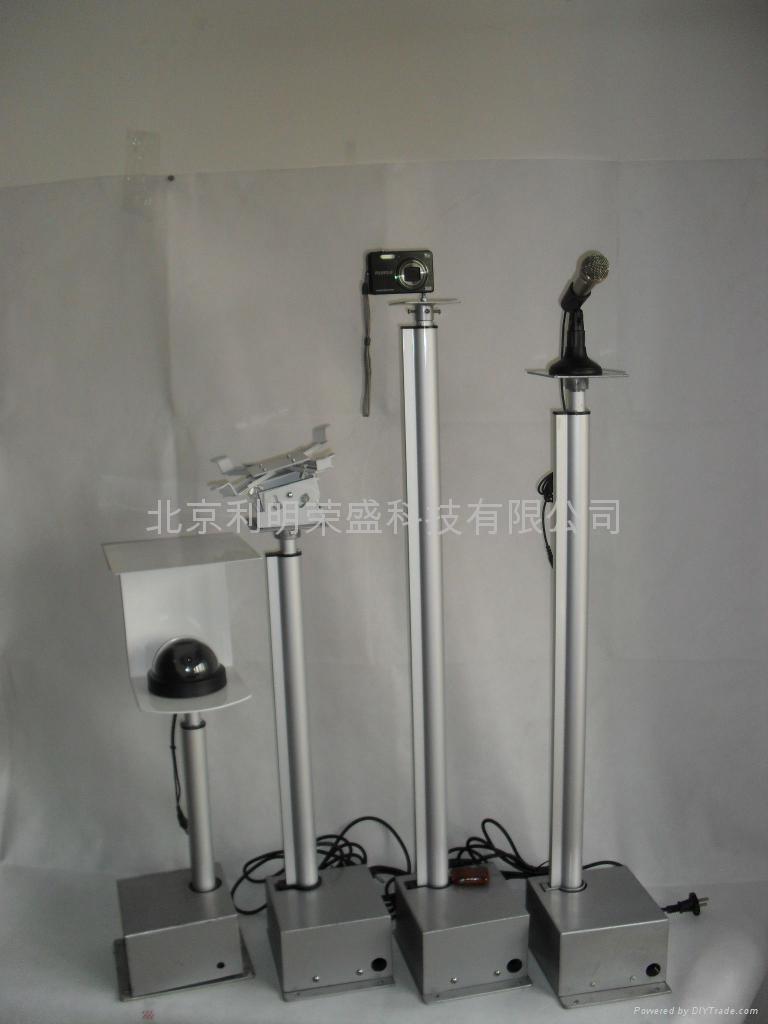 杆式投影機電動伸縮架 2