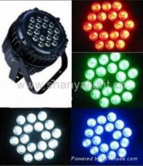 LED par cans IP65 3 in 1  18pcs *3W 36pcs*3W washers