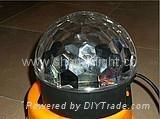 LED crystal  magic mini ball newest effect beams 1.3KG /pcs