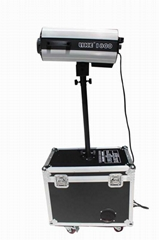 1200W following spot lights NEW kinds with case for wedding showing