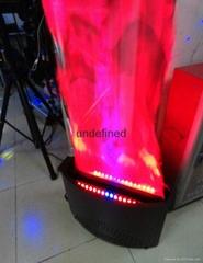 LED mini double ball crystal magic double efect light