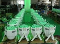 LED 54pcs 3 in 1 RGB in one color par cans LED par washer wall lighting