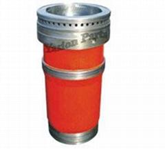 Marine cylinder liner