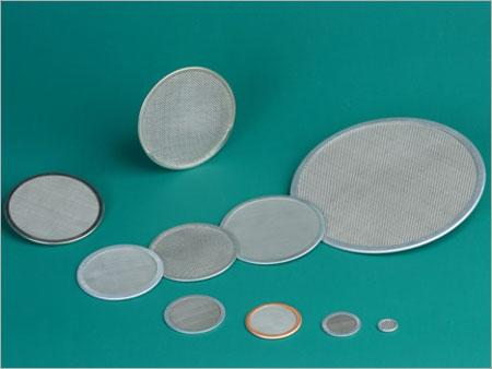 Extruder Screens for Plastic and  Rubber Melt Filtration extrusion 5