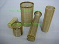 Filter cylinder  Filter Disc made from woven wire cloth 5