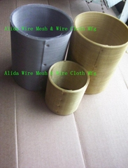 mesh cylinder for Mufflers applications
