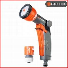 Germany GARDENA Gardena spray gun sprinkler spray washing multifunction gun