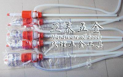 韩国萨斯SUISUN手动塑料大油抽    1