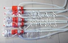 South Korea SUISUN fire water pump manual plastic oil pumping DP-25 15 07E 14