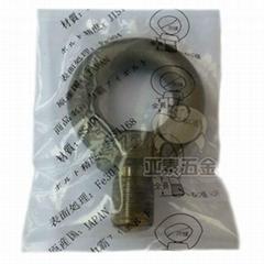 Japan rebar card lifting bolt screw imported mold rings