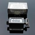 日本高野TOGOSHI星牌模具计数器