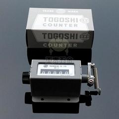 日本高野TOGOSHI星牌模具計數器