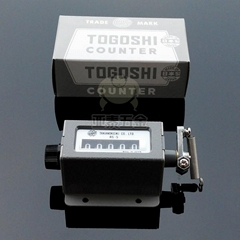Japanese high field TOGOSHI mold piece is counter tachometer
