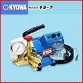 日本KYOWA共和管道检漏仪 模具试压泵水机 T-300N手动打压泵 2