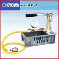 日本KYOWA共和管道检漏仪 模具试压泵水机 T-300N手动打压泵 3