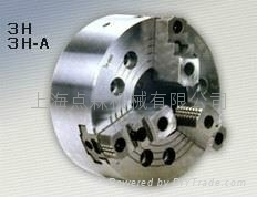 台湾佳贺液压卡盘3H-06A5