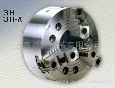 佳贺卡盘3H-08A6固力普液压卡盘
