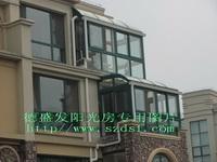 蘇州玻璃陽光房