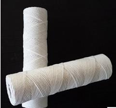 脱脂棉滤芯20寸1微米