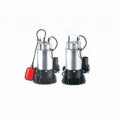 污水潜水泵CS-2.4SA内置搅拌器工地污水排放
