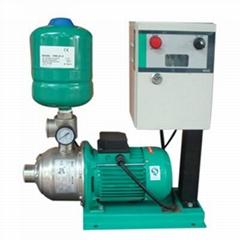 威乐MHI406小型变频供水系统加压泵