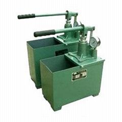 SYL-7/40MPA手动管道测试试压泵