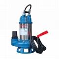 博士多2寸單相鑄鐵立式污水切割泵DSK-05 1