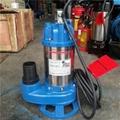 博士多2寸單相鑄鐵立式污水切割泵DSK-05 4