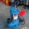 博士多2寸單相鑄鐵立式污水切割泵DSK-05 5