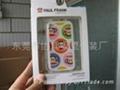 東莞透明PVC彩盒窗口片 1