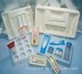 東莞PVC透明吸塑托盤