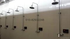 石家莊健身房刷卡洗浴節水器