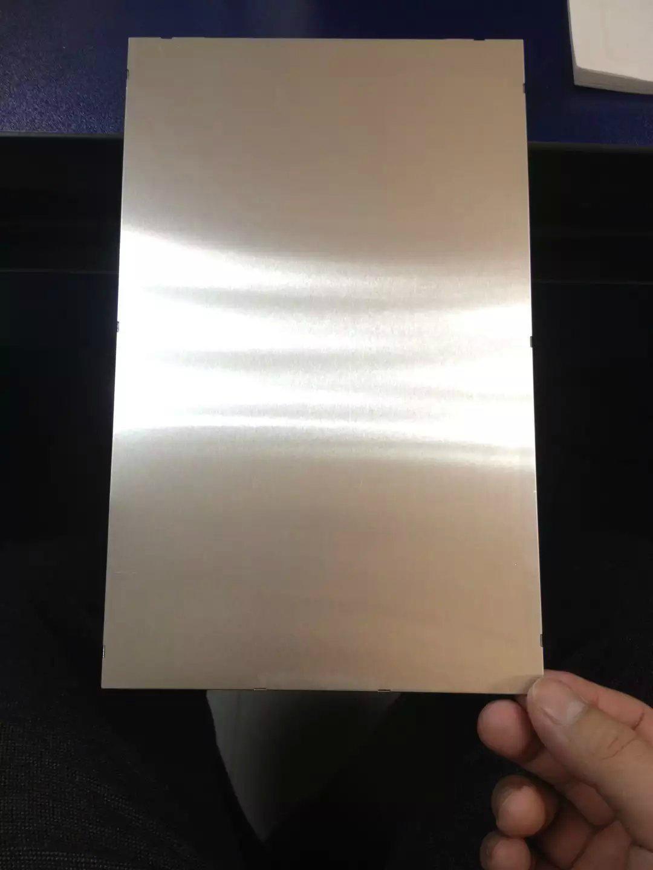 液晶背板(铝合金)除油清洗剂 1