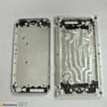 手机铝合金中框CNC切削液清洗