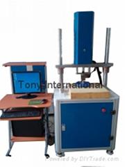 Computer Servo Control Foam Indentation Force Deflection Tester