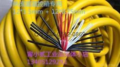 熱流道25芯電纜線 13*1.