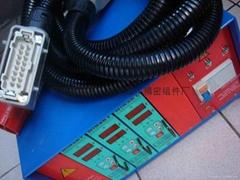 3 point temperature controller