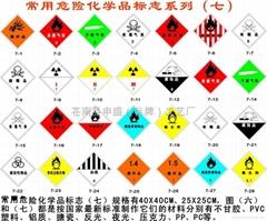 危险化学品标志牌