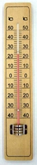 Indoor and Outdoor Thermometer LX-123