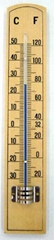 Indoor and Outdoor Thermometer LX-126