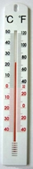 Indoor and Outdoor Thermometer LX-129