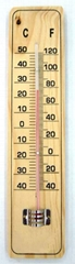 Indoor and Outdoor Thermometer LX-143