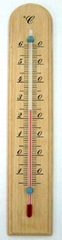 Indoor and Outdoor Thermometer LX-224