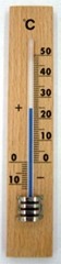 Indoor and Outdoor Thermometer LX-240
