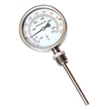 Industrial Bimetal Thermometers with Bottom connection
