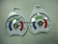 Refrigerator and Freezer Thermometers