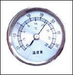 指針式溫濕度計,指針式溫濕度表,倉庫用溫度計,辦公室溫濕度計 1